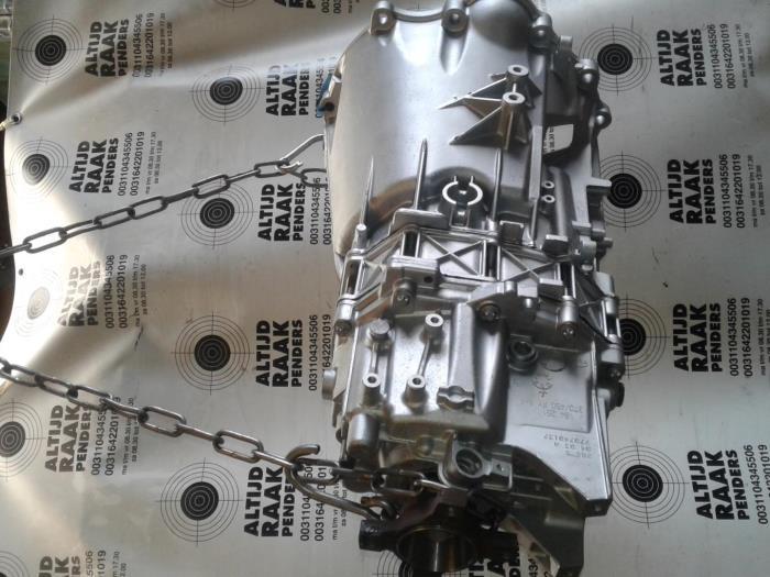 Engine Volkswagen Crafter 2.5 TDI 30/32/35 - 076103021 BJL