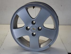 Chevrolet Spark Velgen Voorraad Onderdelenlijnnl