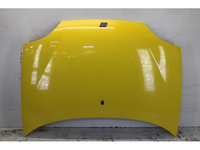 Motorkap van een Fiat Seicento (187) 1.1 SPI Sporting 1999