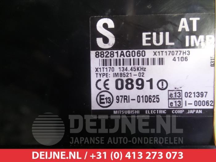 Subaru Legacy Touring Wagon (BP) 3.0 R 24V