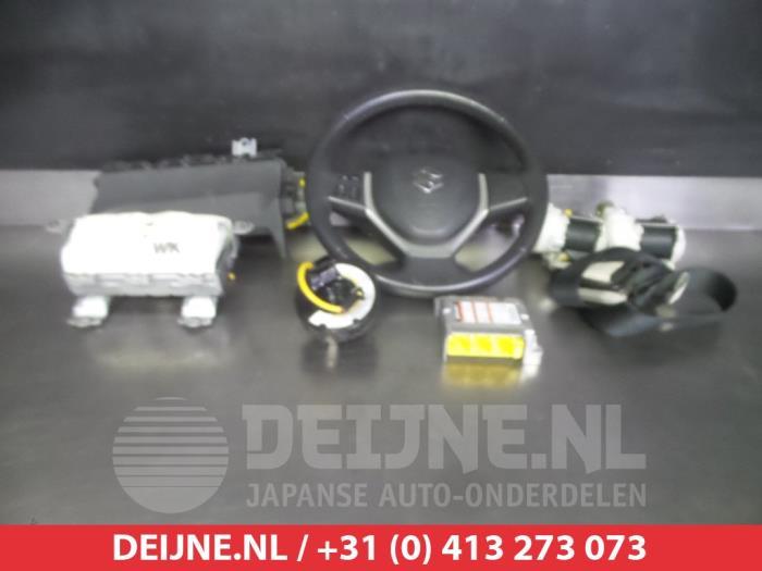 Gebruikte Suzuki Swift Airbag Set Module 3891068l00 V Deijne Jap