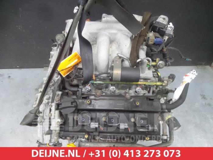 Gebruikte Nissan Murano Motor Vq35431494b V Deijne Jap Auto
