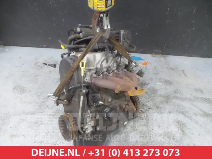 Chevrolet Matiz/Spark 1.0