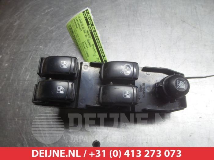 Chevrolet Nubira (J100/150/200) 2.0 TCDI 16V