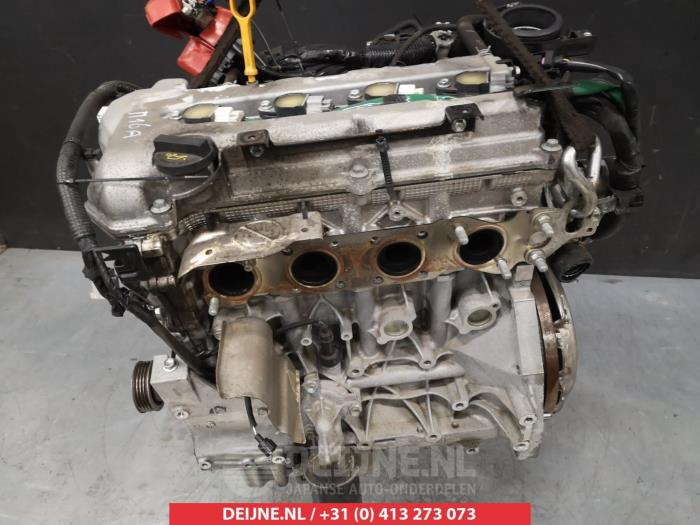 Suzuki SX4 (EY/GY) 1.6 16V 4x2
