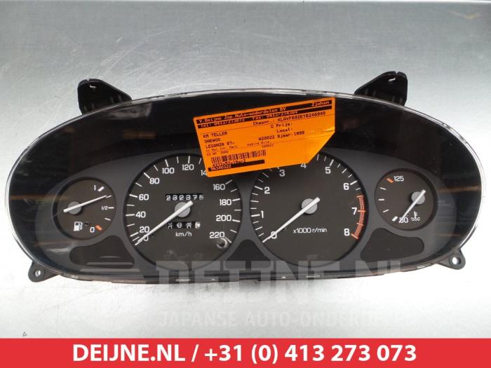 Daewoo Leganza 2.0 SX,CDX 16V