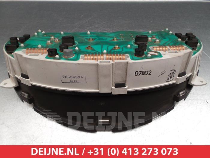 Daewoo Lanos (TA/TF08/48/86) 1.5