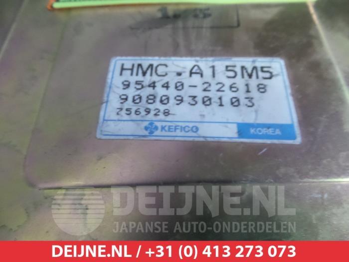 Hyundai Excel/Accent II/Pony 1.5i 12V Liftback