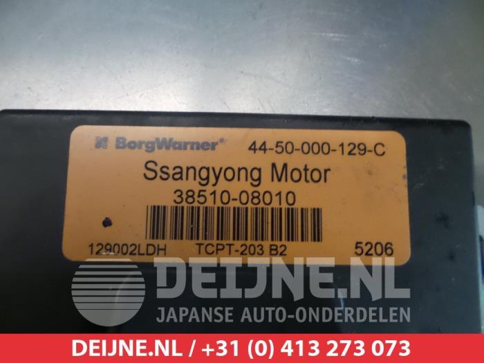 Ssang Yong Kyron 2.0 200 Xdi 16V 4x4