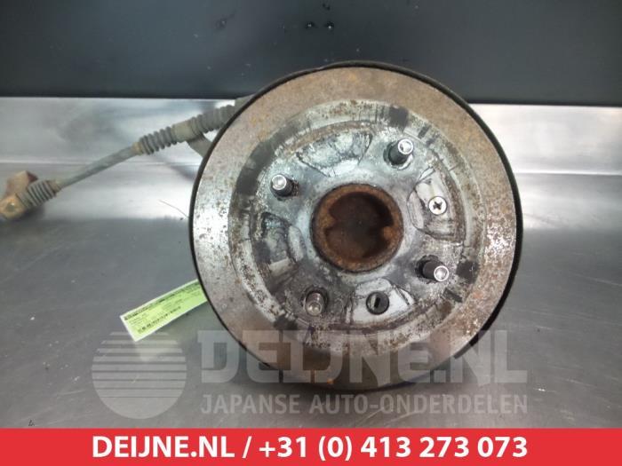 Chevrolet Lacetti/Nubira (KLAN) 2.0 TDCi 16V