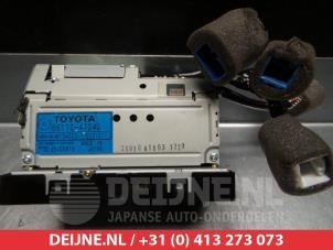 Gebruikte toyota prius nhw11l 1 5 16v display interieur for Auto onderdelen interieur