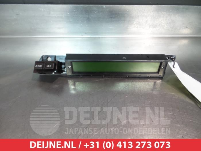 Gebruikte mazda 5 cr19 16v display interieur l8 for Auto onderdelen interieur