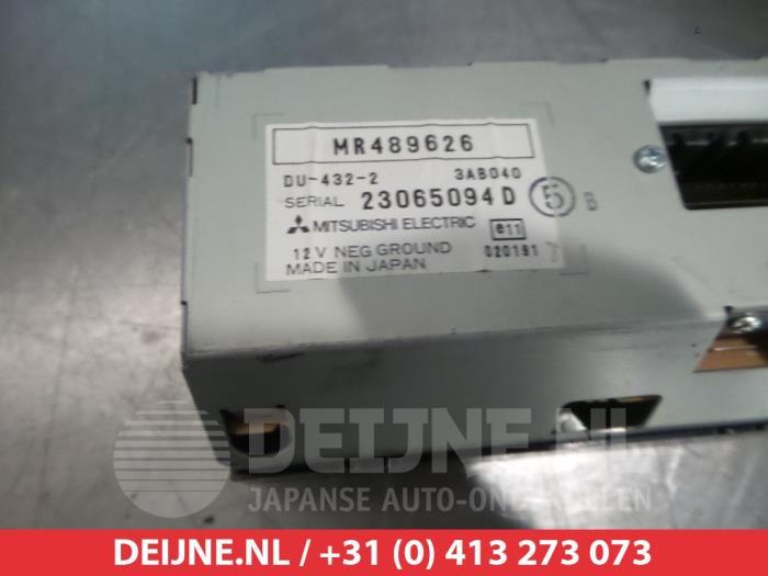 Gebruikte mitsubishi space wagon n8 n9 2 0 16v gdi for Auto onderdelen interieur