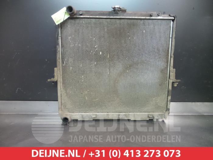 Nissan Navara (D40) 2.5 dCi 16V 4x4