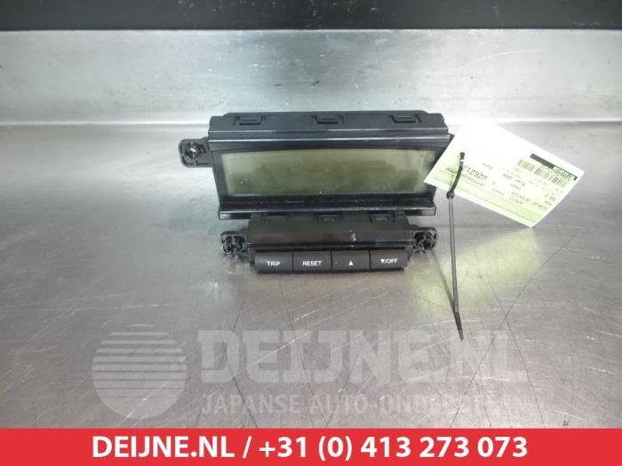 Gebruikte kia cee 39 d edb5 1 4 cvvt 16v display interieur for Auto onderdelen interieur
