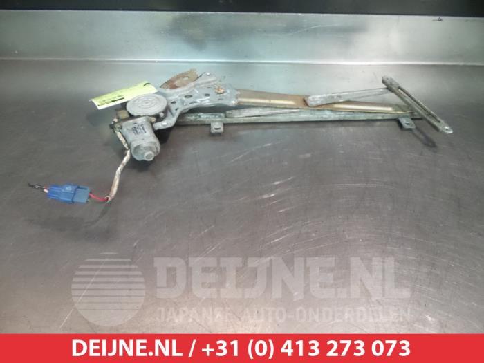 Daihatsu Charade/Valera (G200/203) 1.5 SG,SR 16V MPI Valera