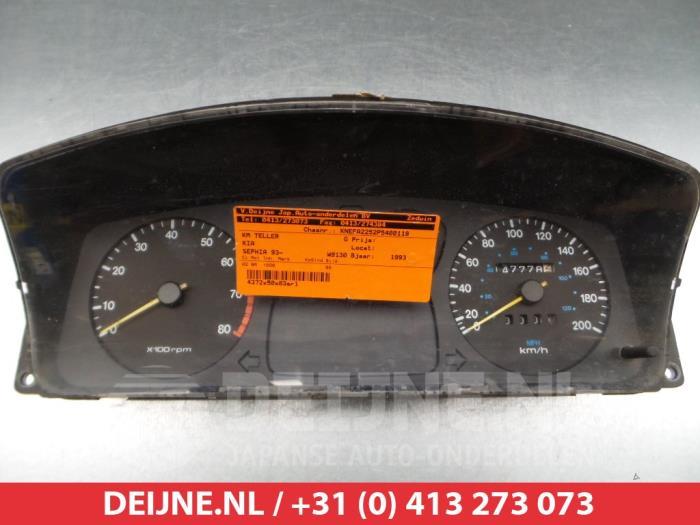 Kia Sephia/Mentor (FA/FB22) 1.6i