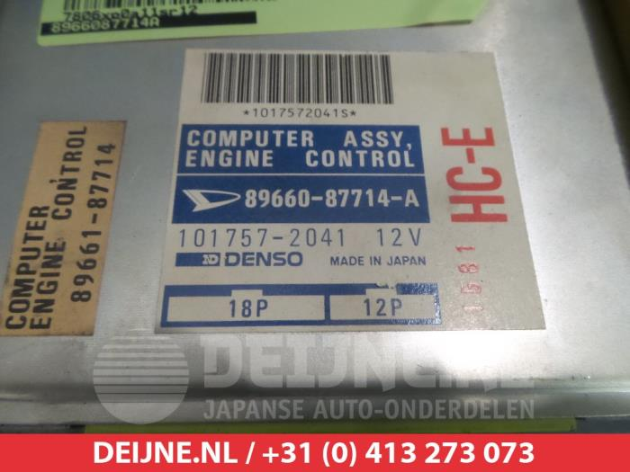Daihatsu Charade (G100/101/102/112) 1.3 TX,CX 16V
