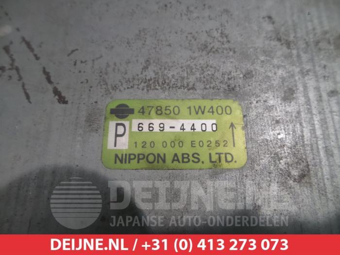 Nissan Pathfinder (R50) 3.3i