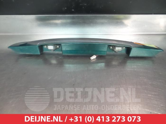 Gebruikte Nissan Micra K11 1 0 16v Kenteken Verlichting
