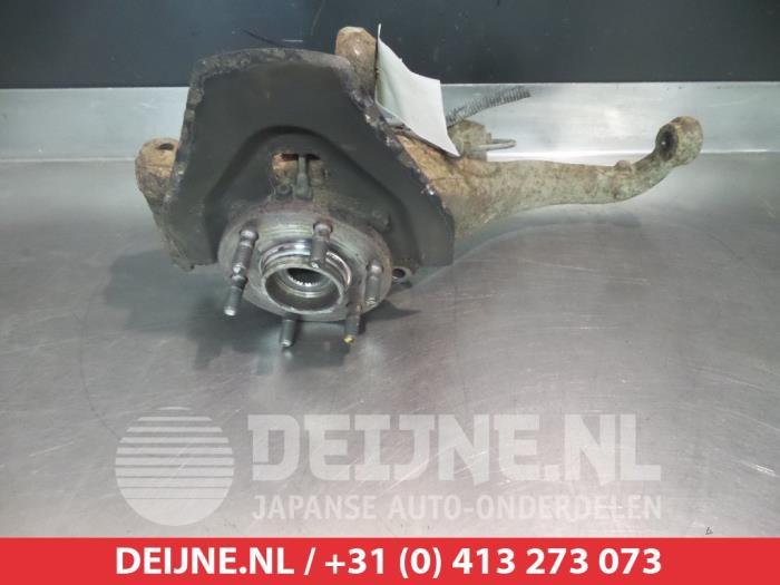Nissan Pathfinder (R51) 2.5 dCi 16V 4x4