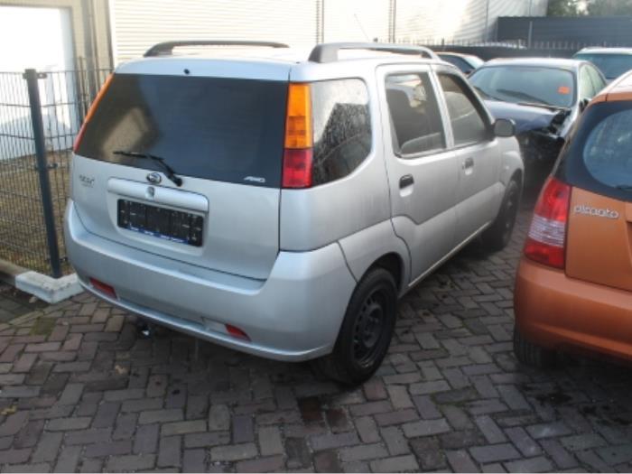 Subaru G3X Justy 1.3 16V AWD
