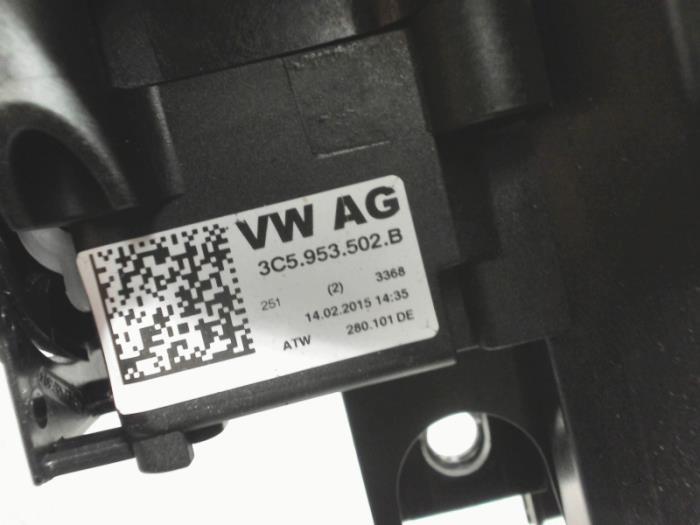 Combischakelaar Stuurkolom van een Volkswagen Passat CC (357) 2.0 TDI 16V 140 2015