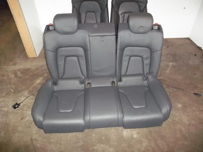 Gebruikte audi a5 interieur bekledingsset automaterialen for Hoogebeen interieur bv