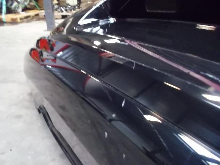 Achterbumper van een Volkswagen Polo 2010