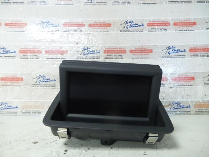 Gebruikte audi a1 display interieur 8x0857186 caxacax for Audi interieur onderdelen