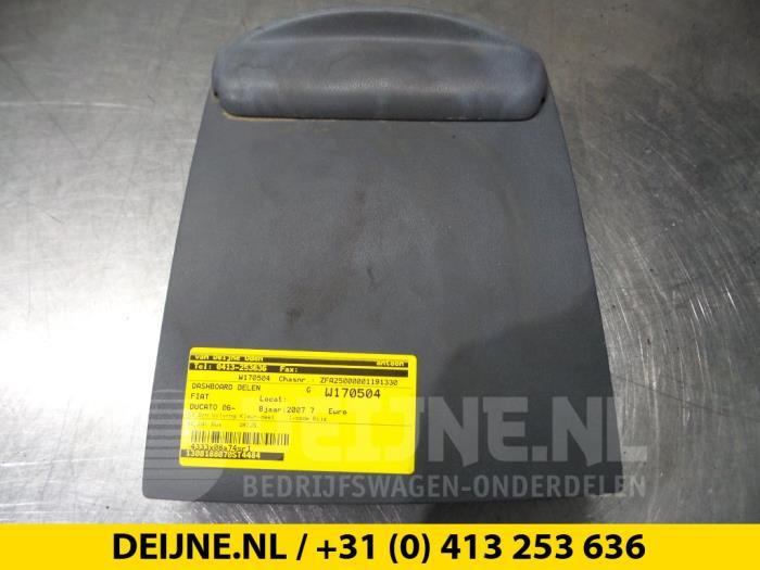Dashboard deel - Fiat Ducato