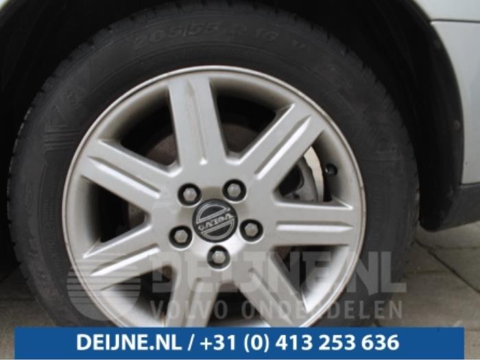 Velgen set - Volvo S40