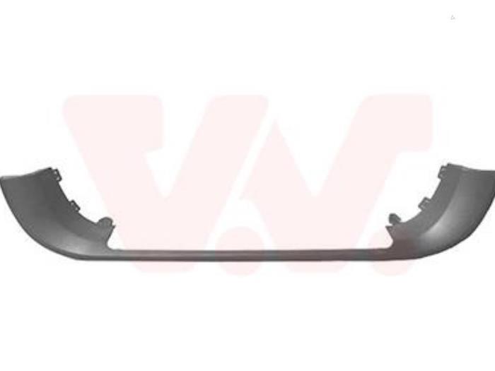 Bumperdeel midden-voor - Volkswagen Crafter