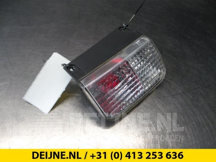 Mistachterlicht - Opel Vivaro