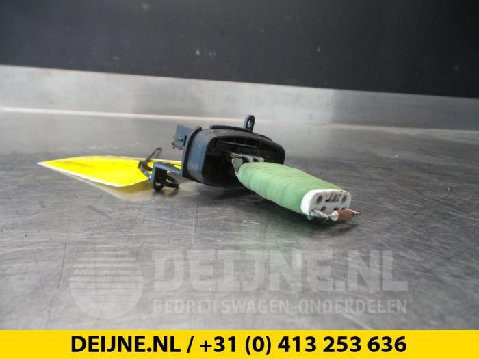 Kachel Weerstand - Mercedes Sprinter