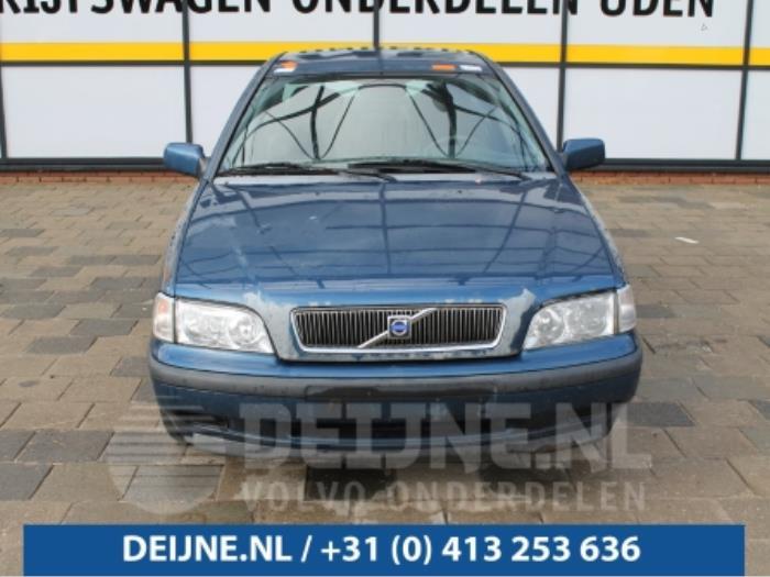 Motorkap - Volvo S40/V40