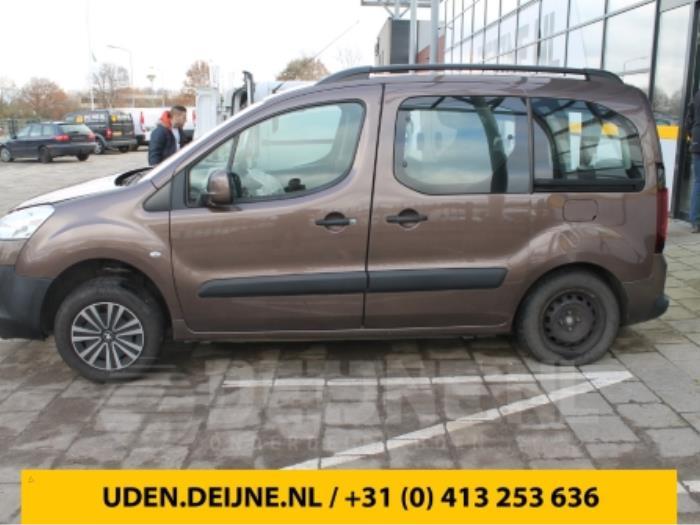 Dakrail links - Peugeot Partner