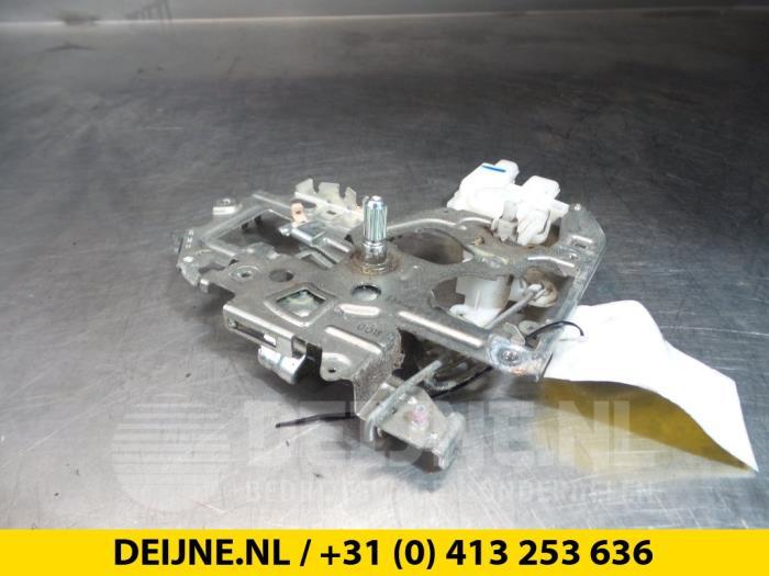 Greep achterdeur Bus-Bestel - Renault Master
