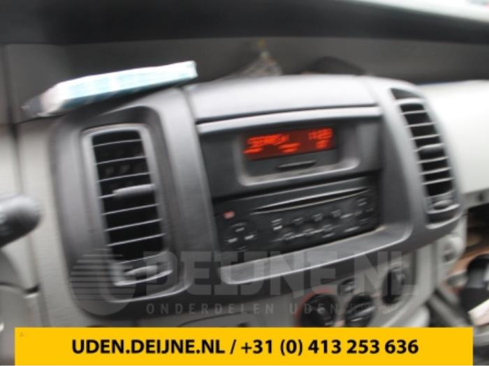 Display Interieur - Renault Trafic