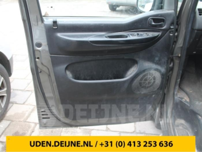 Elektrisch Raam Schakelaar - Hyundai H200