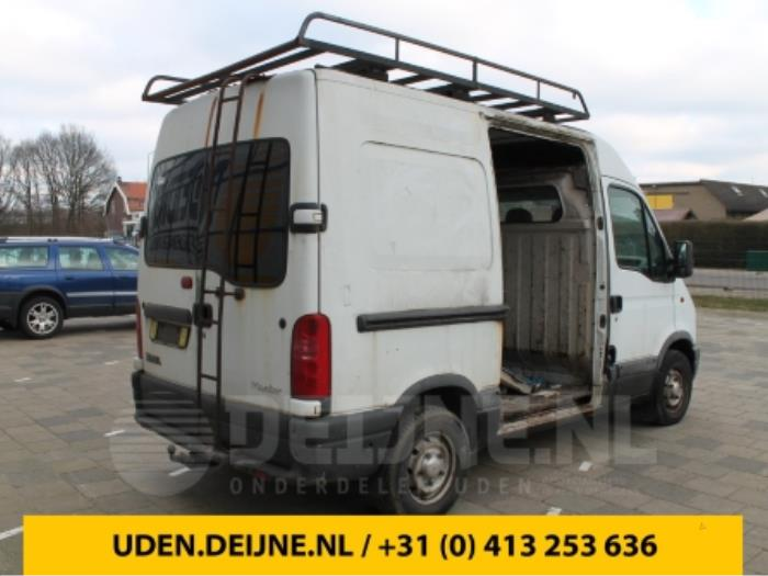 Imperiaal - Renault Master