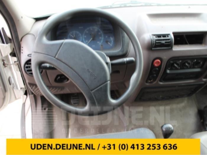 Kachel Bedieningspaneel - Renault Master