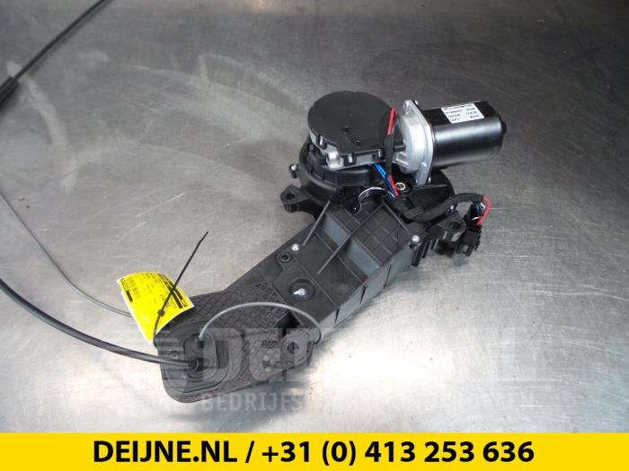 Schuifdeur motor links - Mercedes Vito