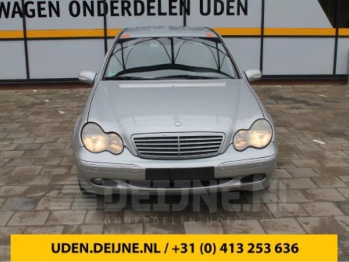 Voorkop compleet - Mercedes C-Klasse