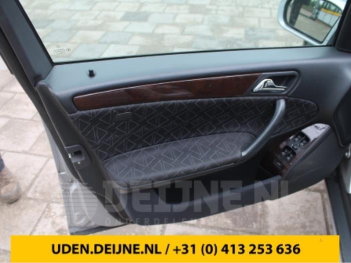 Elektrisch Raam Schakelaar - Mercedes C-Klasse