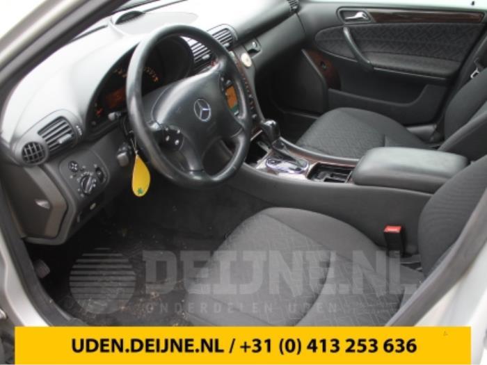 Bekleding Set (compleet) - Mercedes C-Klasse