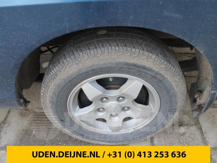 Velgen set - Hyundai H200