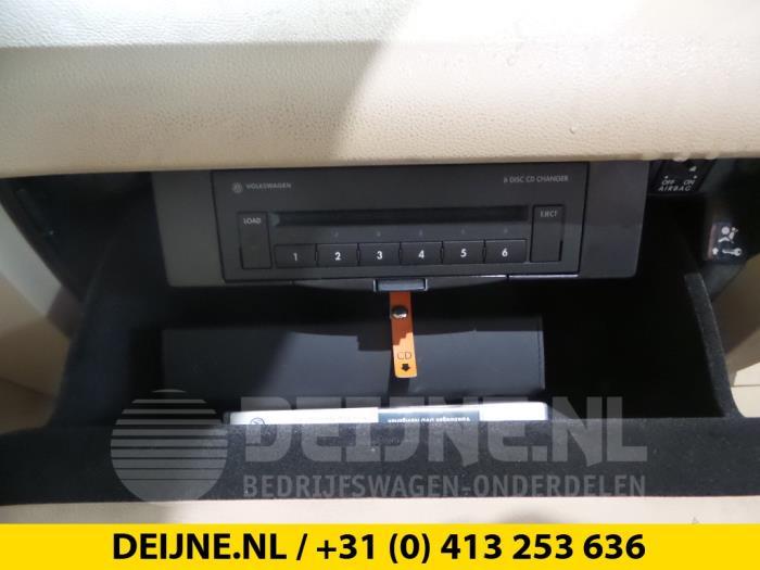 CD Speler - Volkswagen Passat
