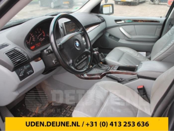 Bekleding Set (compleet) - BMW X5