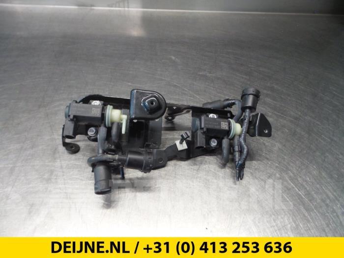 Turbodrukregelaar - Volkswagen Crafter